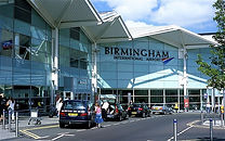 Kim Cars Birmingham Airport Transfer Taxi Services