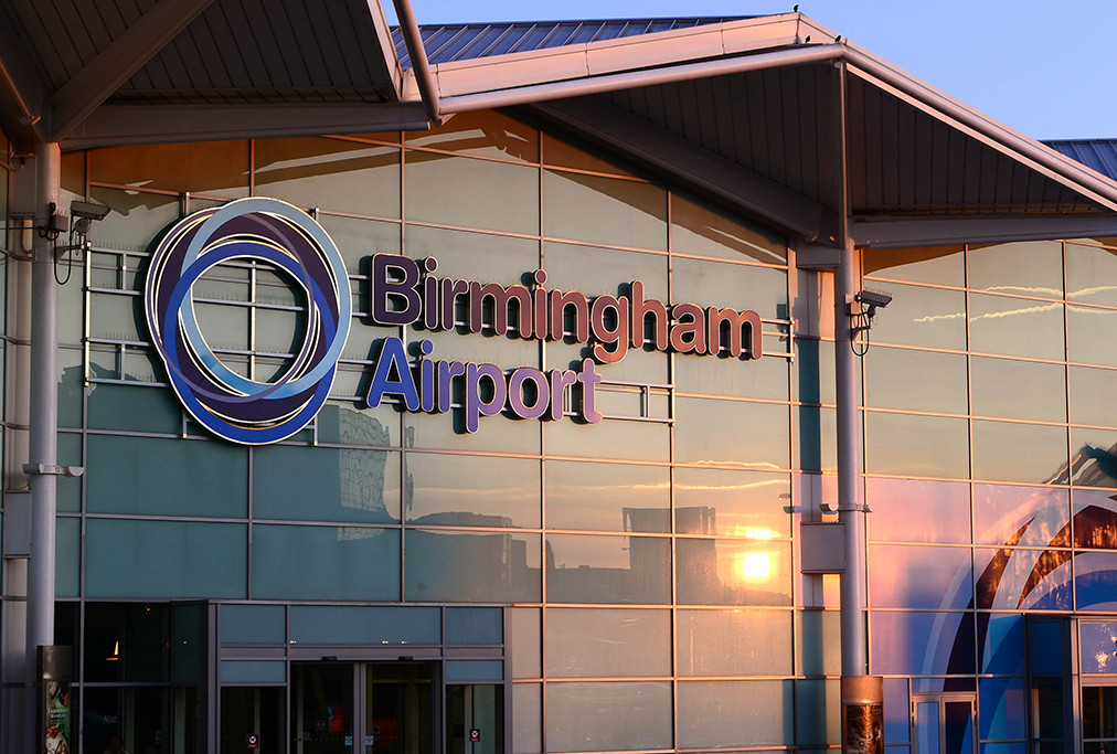 Kim Cars - Taxi to Birmingham Airport
