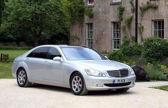 Kim Cars Airport Transfers - Executive Travel - S-Class Mercedes