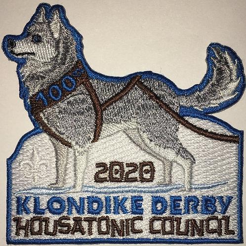 2020 Klondike Derby Patch
