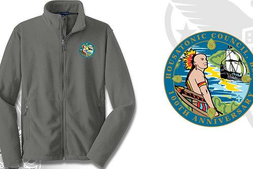 100th Anniversary Full-Zip Fleece