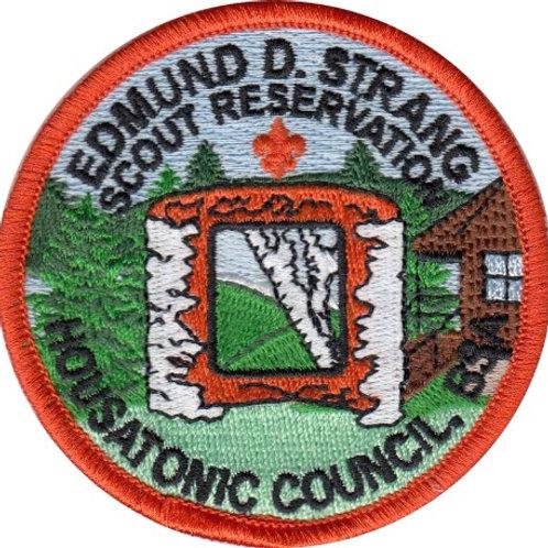 2020 Edmund D. Strang Reservation Patch