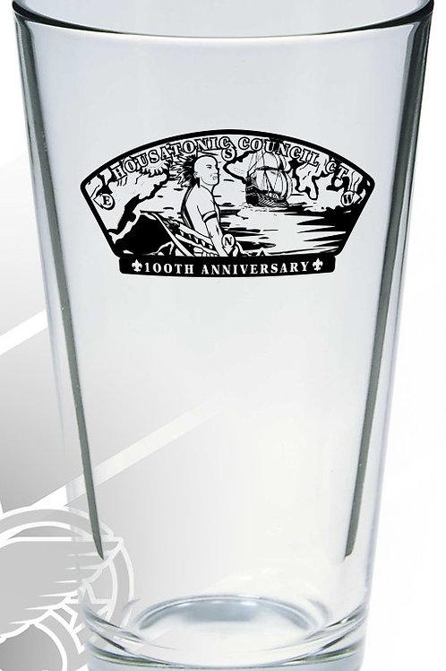 "100th Anniversary ""Cookie"" Glass"