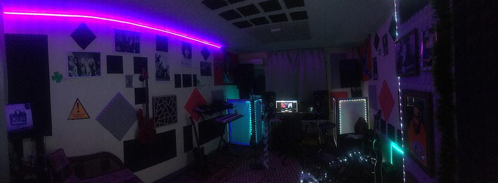 Triton Studio Record