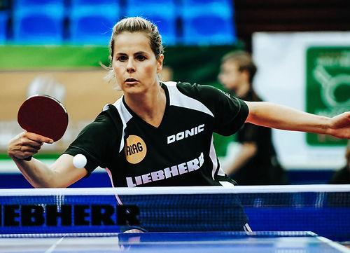 Tischtennis Coaching Elke Schall Persona