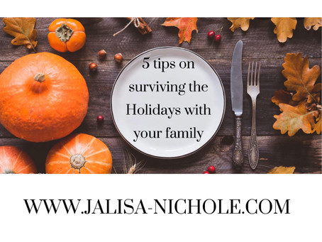 Surviving the Holidays with your Crazy Blended Family