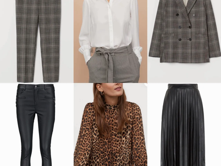Work It! How to Style Your Workwear Wardrobe
