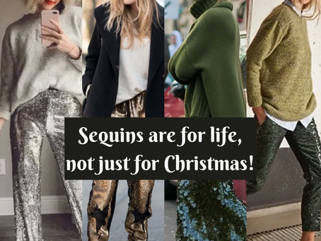 Sparkles Are For Life, Not Just For Christmas!