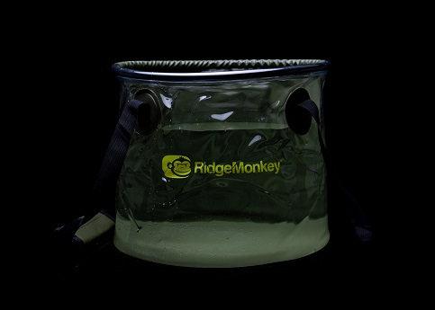 RidgeMonkey - Perspective Collapsible Bucket 15 Litros