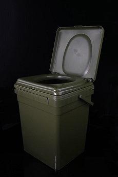 RidgeMonkey - Inodoro portatil CoZee Toilet Seat