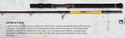 BlackCat Caña Siluro Spin Stick
