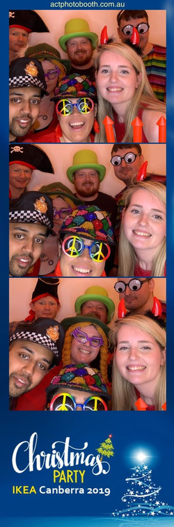 ACT Photo Booth