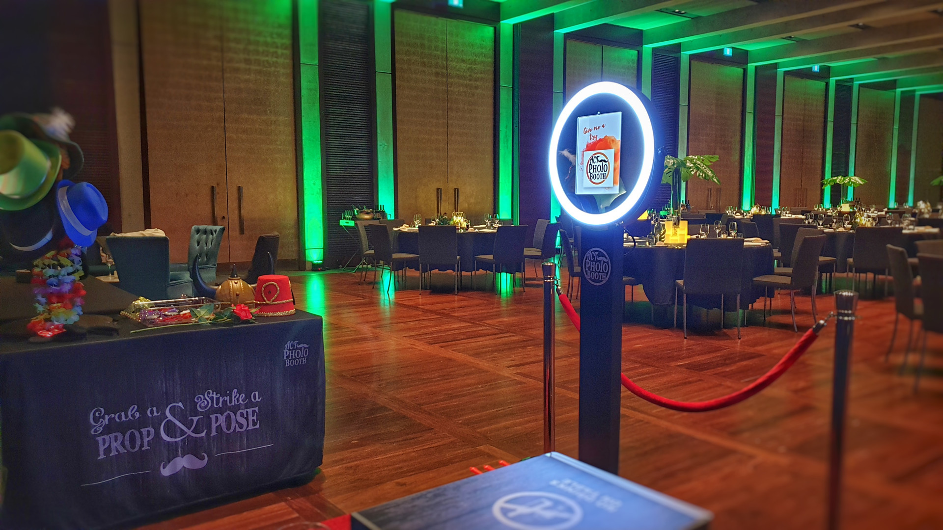 Photo Booth - Corporate Function