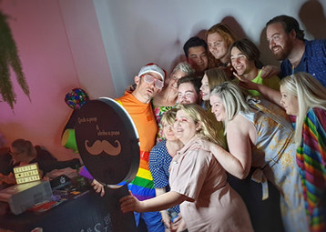 Photo Booth - Corporate Event