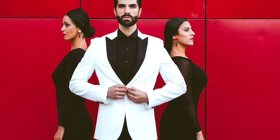 Rubén Molina : Nuit Flamenco, Acte II