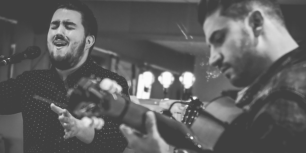 Récital de flamenco traditionnel en duo...