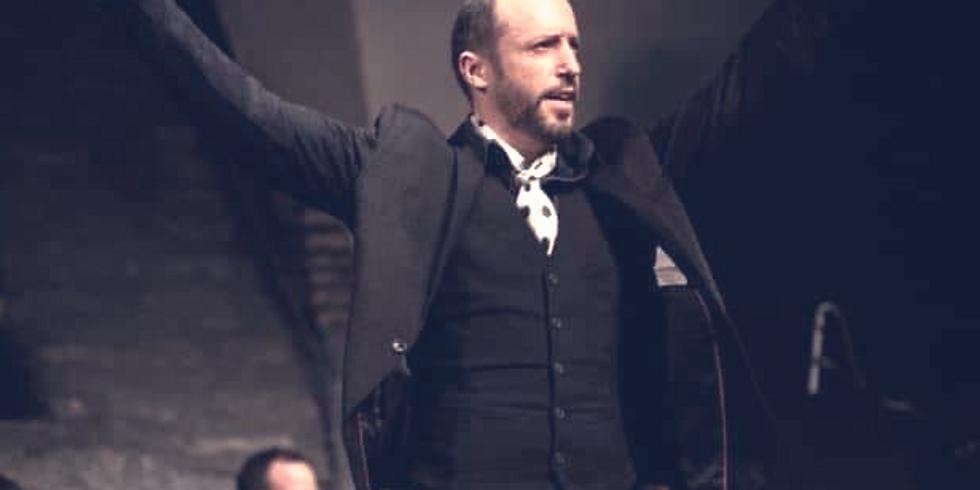 Tablao flamenco avec Isaac Barbero et El Carru