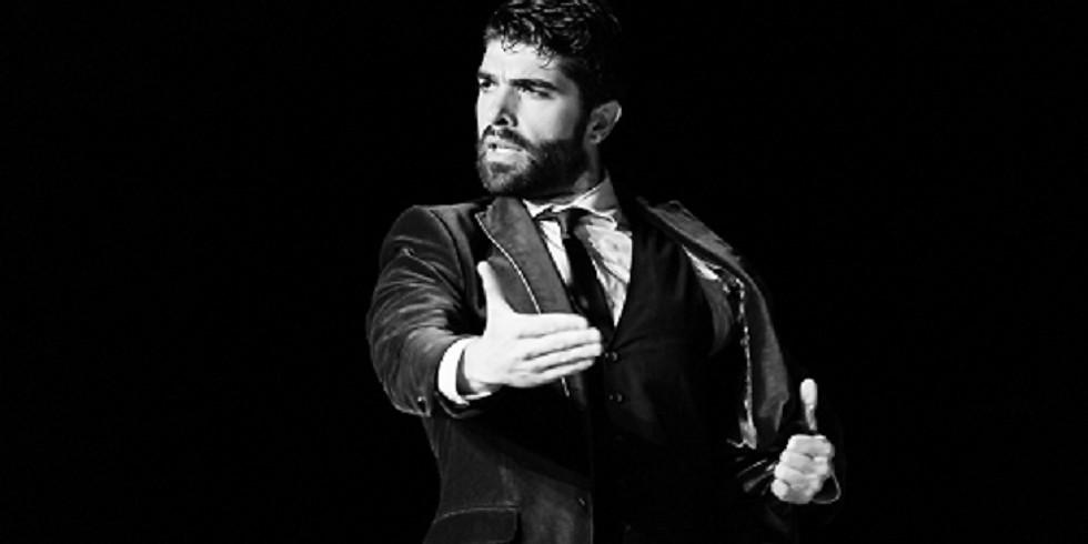Tablao Flamenco : Rubén Molina, Esteban Murillo y Dani Barba