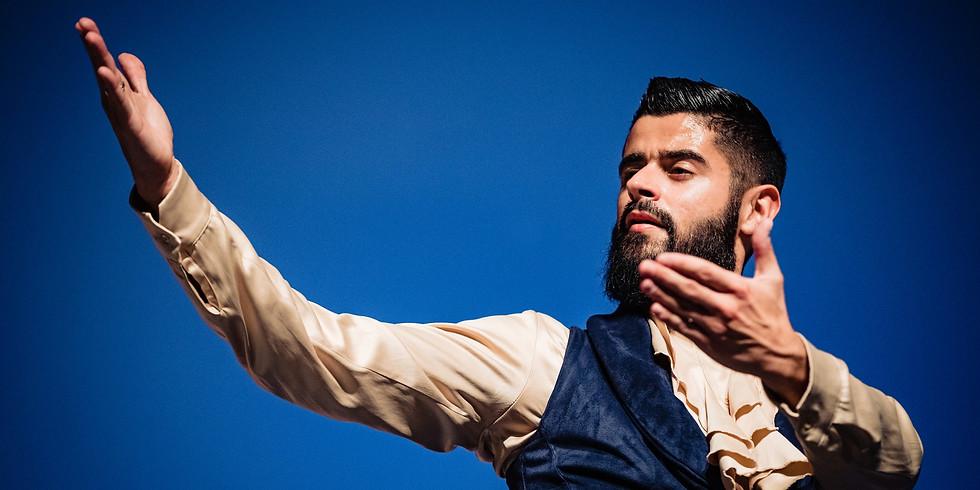 Día de Andalucía : tablao flamenco con Kenny Camassi Molina