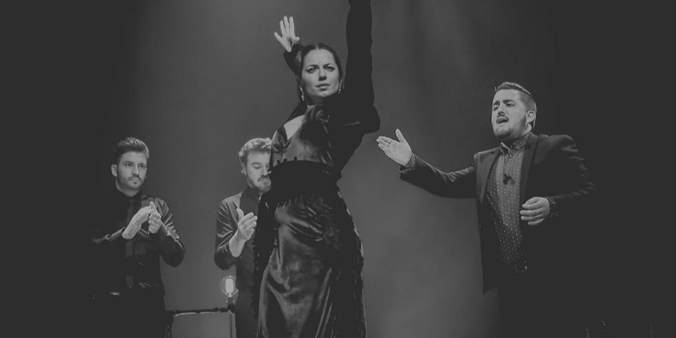 Tablao Flamenco : M. Valderrama, A. Carrubba & E. Murillo