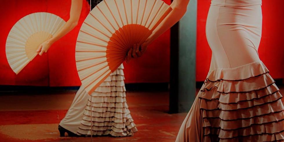 Tablao Flamenco - Tamara Dewispelaere