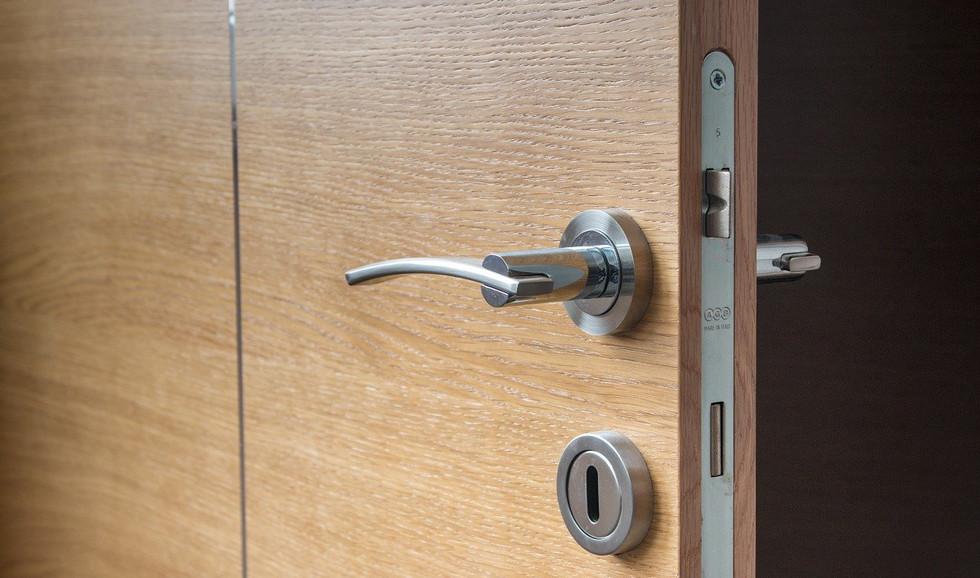Open Door with Confidence