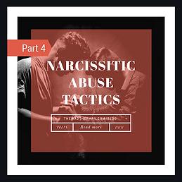 Narcissistic Families: The Abuse Tactics