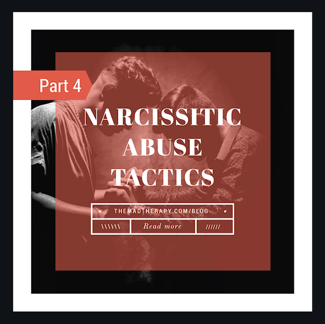 Two people pictures fighting. Narcissistic abuse is painful and causes high levels of dysfunction, distress and poor mental health.