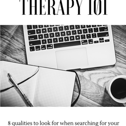 Starting Therapy 101