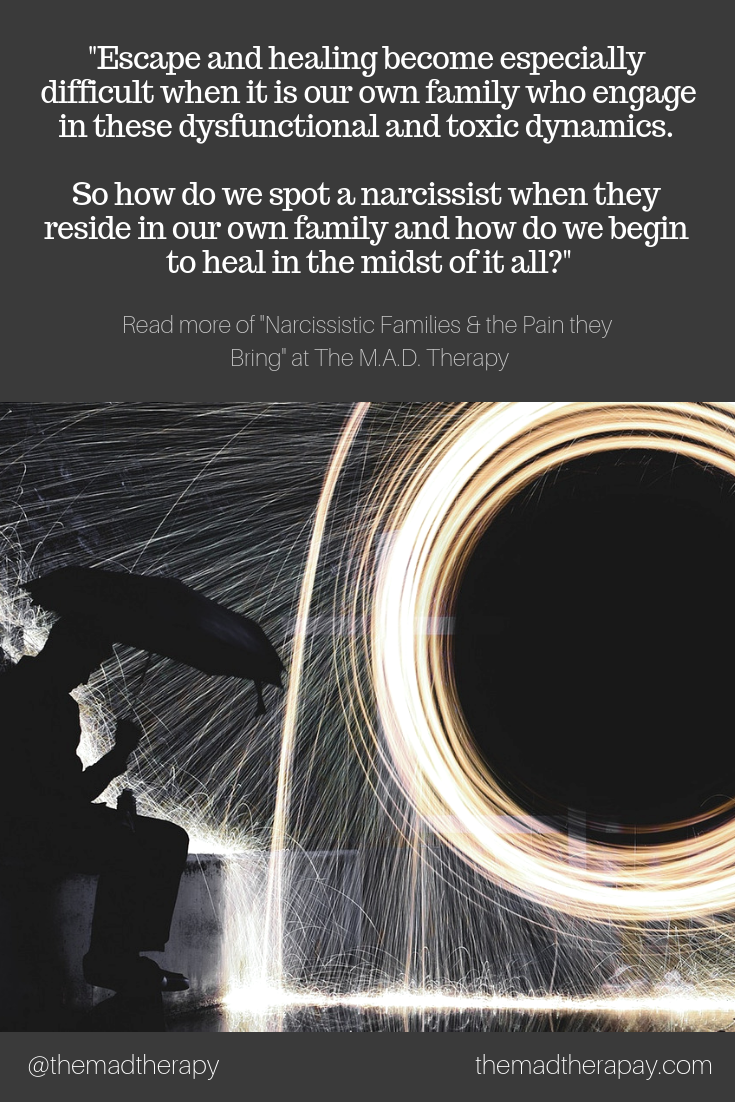 Healing from narcissistic family dynamics is possible with the right support and counseling