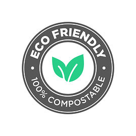 Eco friendly compostable bags