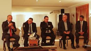 Embaixada da Palestina promove encontro com jornalistas para debater o conflito palestina-israel