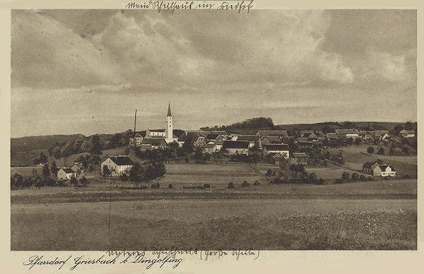 Griesbach 1933 gelaufen.jpg