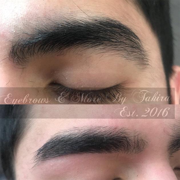 Eyebrow Threading   Eyebrows & More by Tahira / Threading and Henna ...