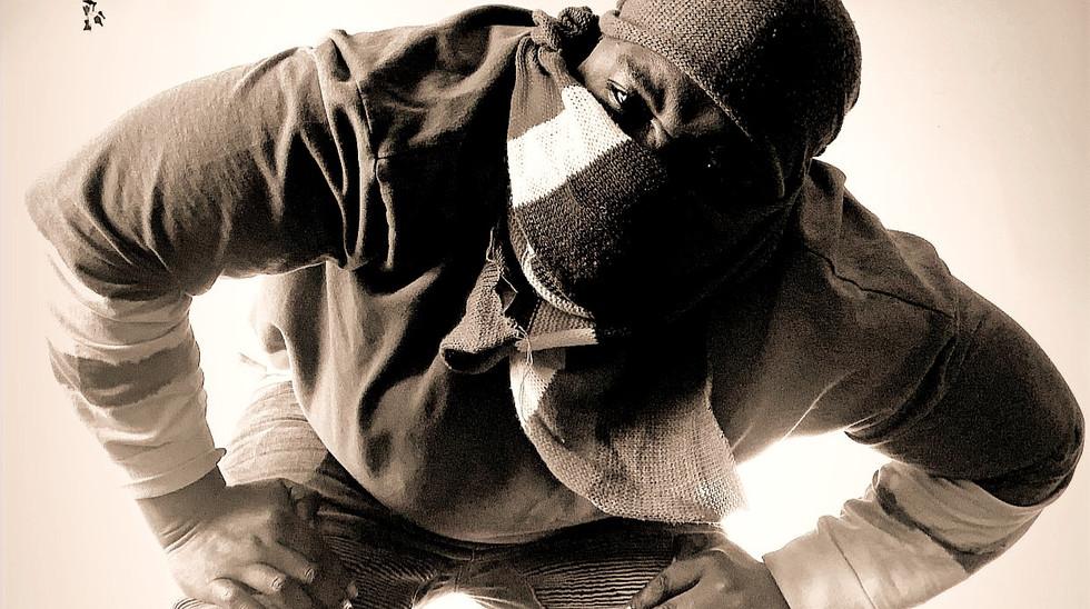 Masked Moody