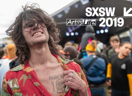 SXSW 2019 #ArtIsLife (Through The Eyes Of A Creator)