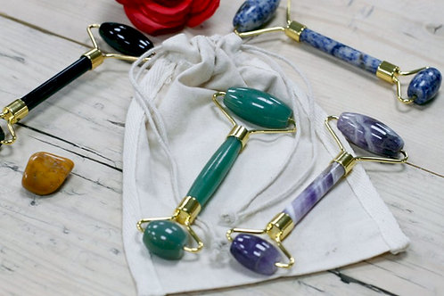 Gemstone Face Rollers