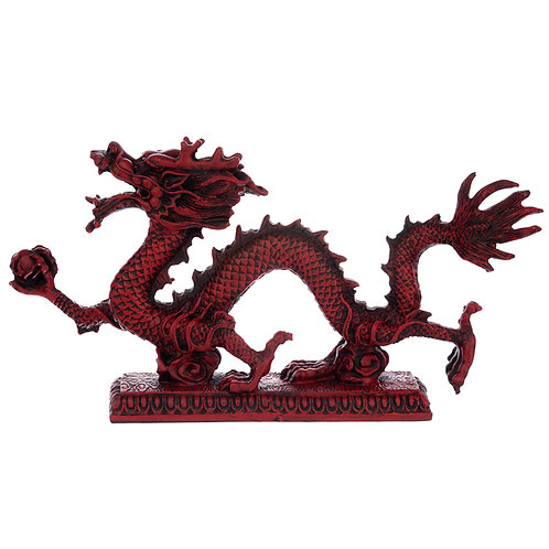 Collectable Chinese Dragon Figurine