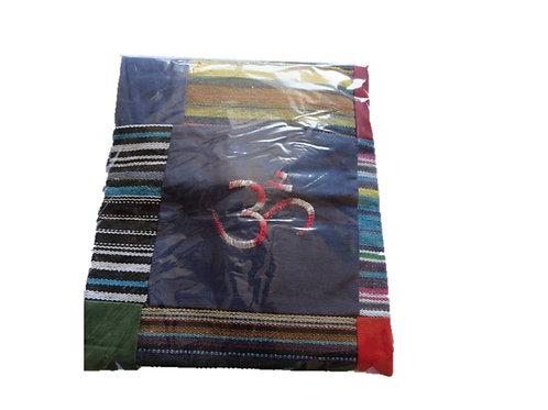 OM Patchwork mat bag