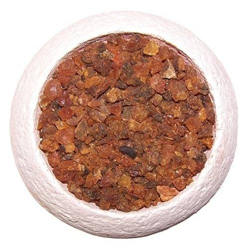 Myrrh Tree Resin Incense in a Bowl