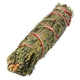 Smudge Stick - Cedar Mini Loose - 11 cm