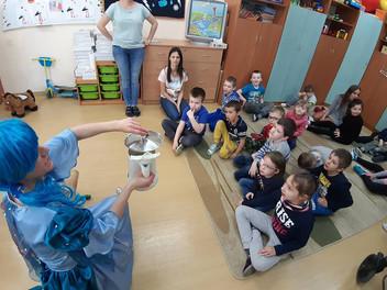 Światowy Dzień Wody w przedszkolu