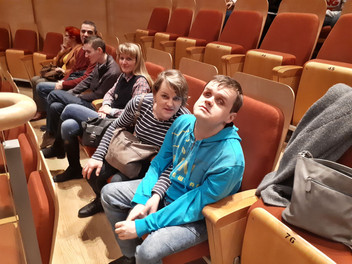 Z wizytą w Filharmonii Bałtyckiej