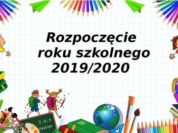 Nowy Rok Szkolny czas zacząć!