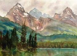 Taggart Lake- Tetons
