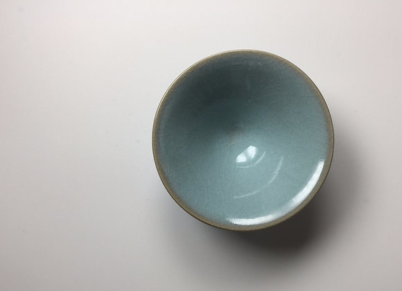鈞窯斗笠茶盞 Jun Type Tea Cup