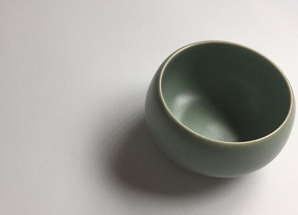 仿汝釉襌定茶盞 Ru Type Tea Cup