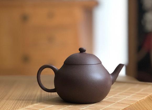 老紫泥正宗宜興紫砂茶壺