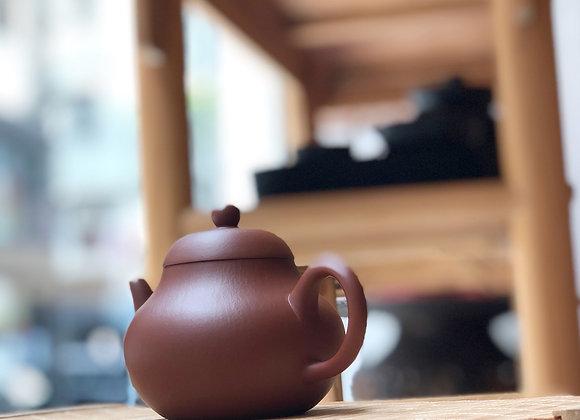 朱泥宜興紫砂茶壺