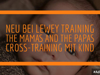 Crosstraining Mama|Papa|Kind mit Trainer Marius